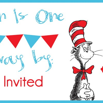 Carsyn's 1st Birthday Bash: Whoo's Invited Giveaway