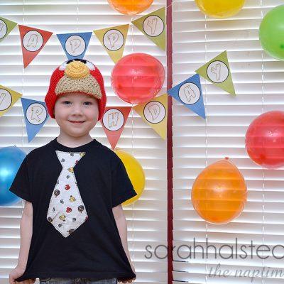 Dustyn's Angry Birds Birthday Smash | Apparel