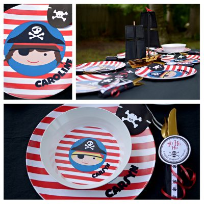 Pirate Birthday Party | Dishable Designs Giveaway!!