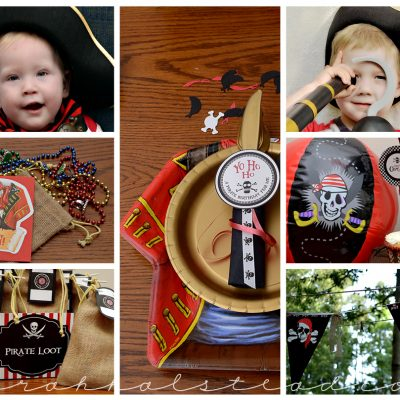 Pirate Birthday Party | Impromptu Parties