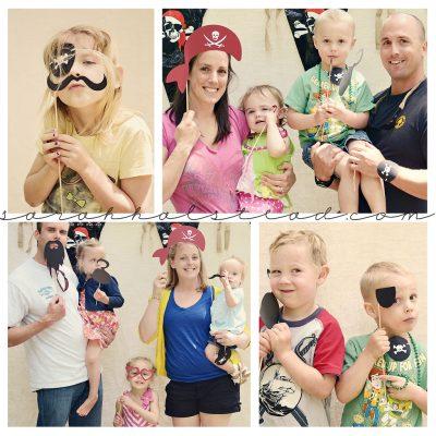 Pirate Birthday Party | Little Retreats