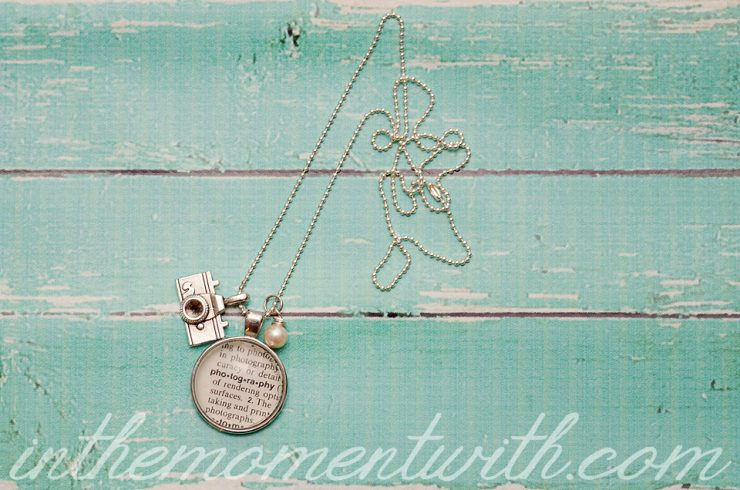 Photography Necklace