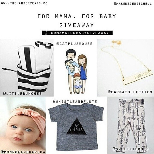 Would love to win this for #halsteadbaby3 #formamaforbabygiveaway @makenziemitchell