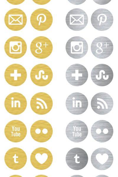 36-Free-Social-Media-Icons