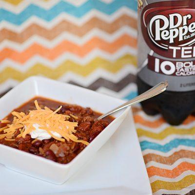 Dr Pepper TEN Chili Recipe