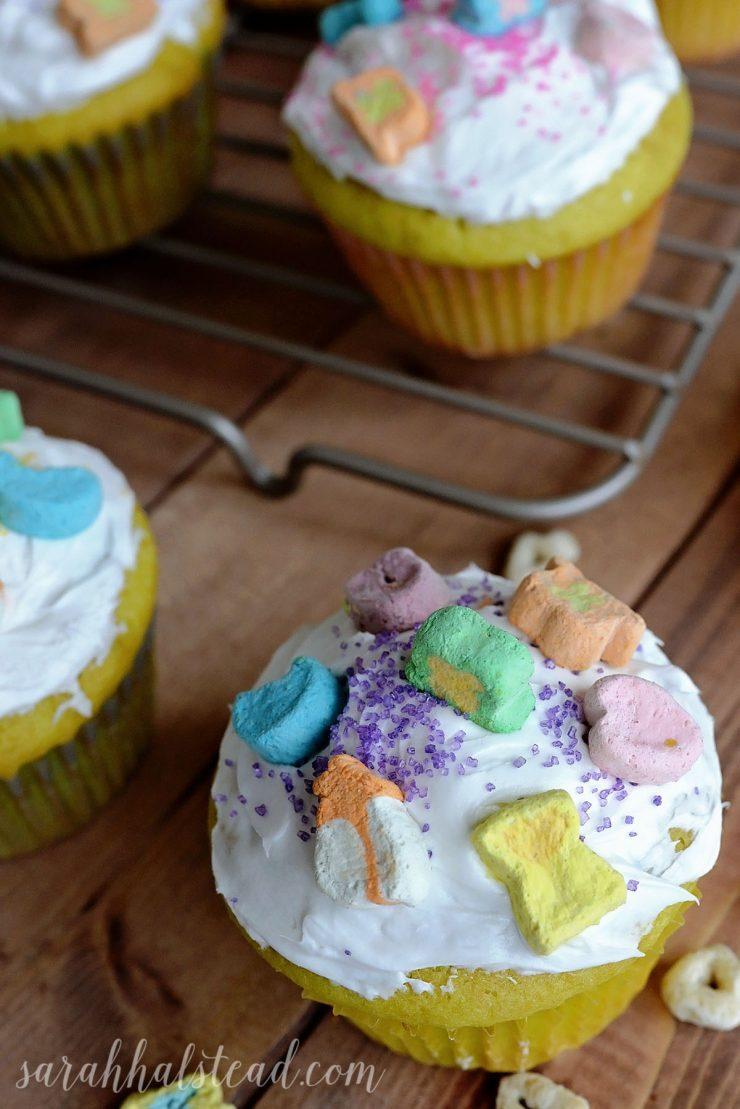 Lucky-Cupcakes