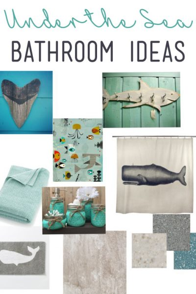 Under the Sea Bathroom Ideas with Carpet One