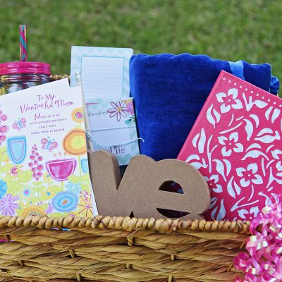 Mother's Day Gift Basket + Giveaway