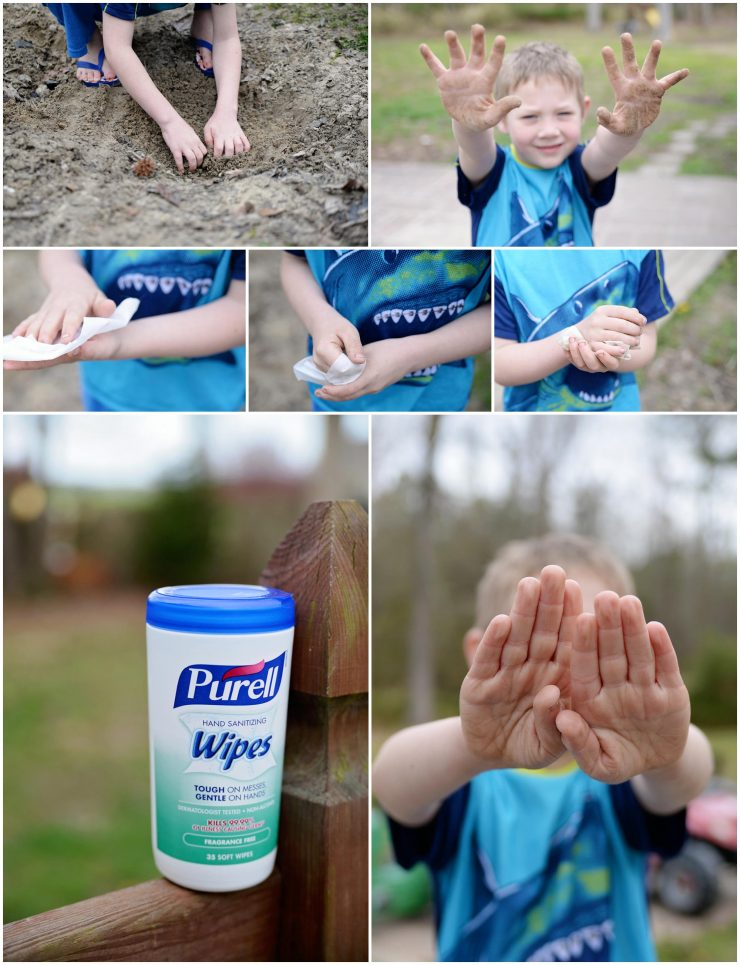Purell Hand Sanitizing Wipes | #PurellWipes #CollectiveBias #ad