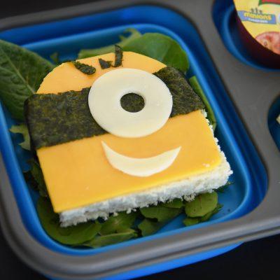 Minions Bento Lunch Box