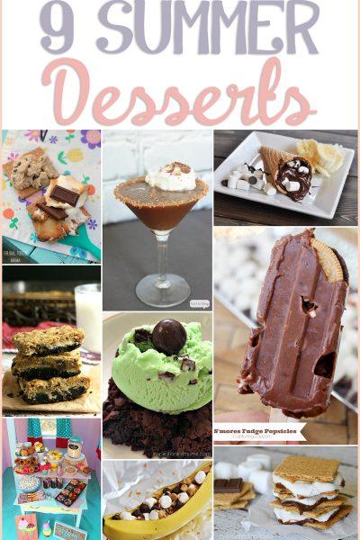 9-Summer-Desserts