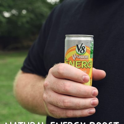 Natural Energy Boost for Your Busy Day