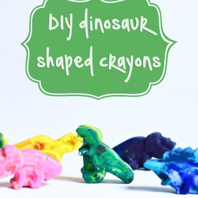 DIY Shaped Crayons