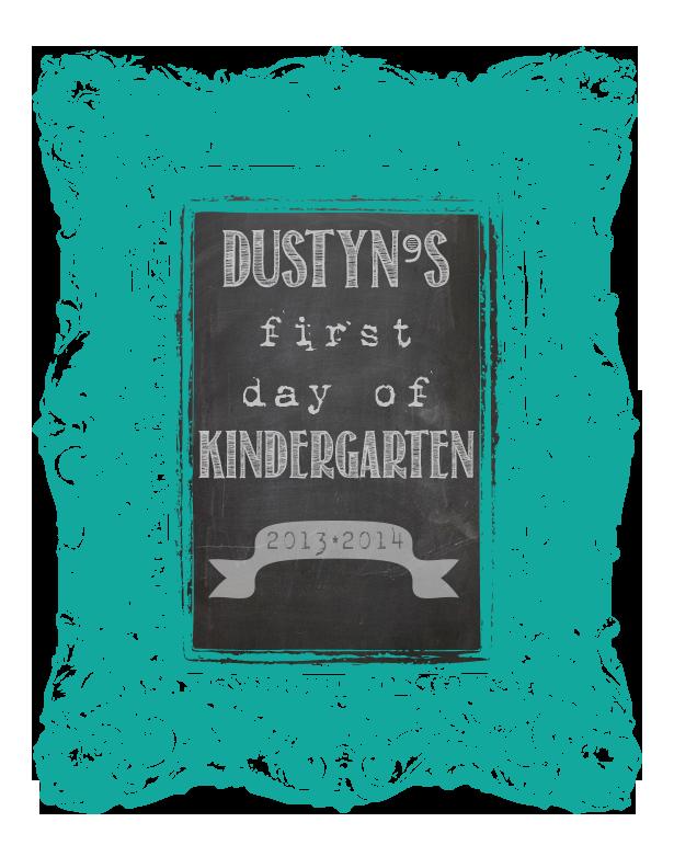 firstdayofschoolprintable