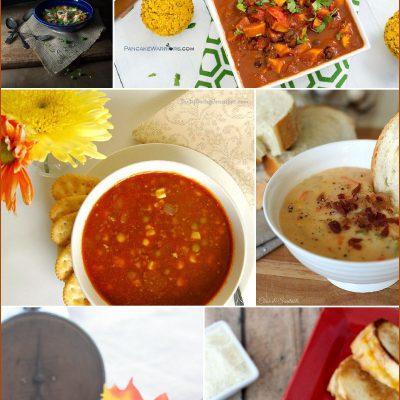 6 Fall Soup Recipes
