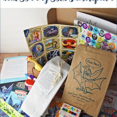 Faith Based Learning with Buddy Box Subscription