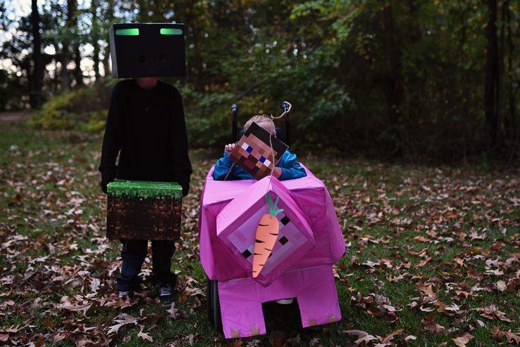 Minecraft-Costumes