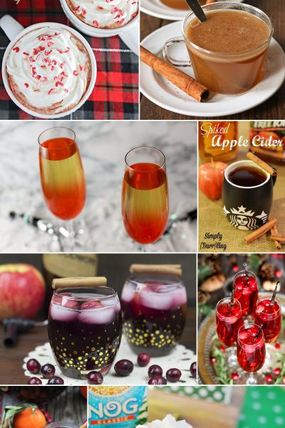 8 Delicious Holiday Cocktails