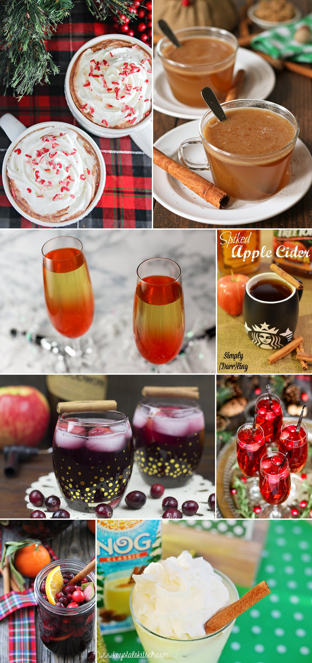 8 Delicious Holiday Cocktails Sarah Halstead