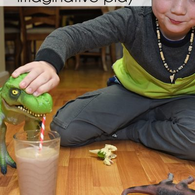 Ways To Encourage Imaginative Play