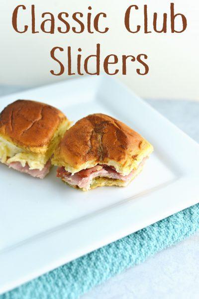 Classic Club Sliders
