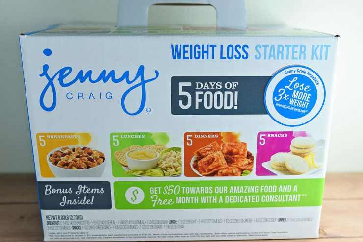 Jenny Craig Now Available at Walmart! - The Denver Housewife