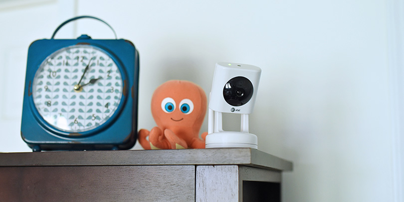 baby 39 s journey smart sync baby monitor review sarah halstead. Black Bedroom Furniture Sets. Home Design Ideas