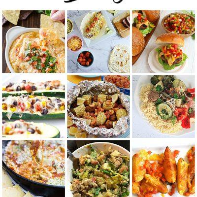 Summer Dinner Ideas
