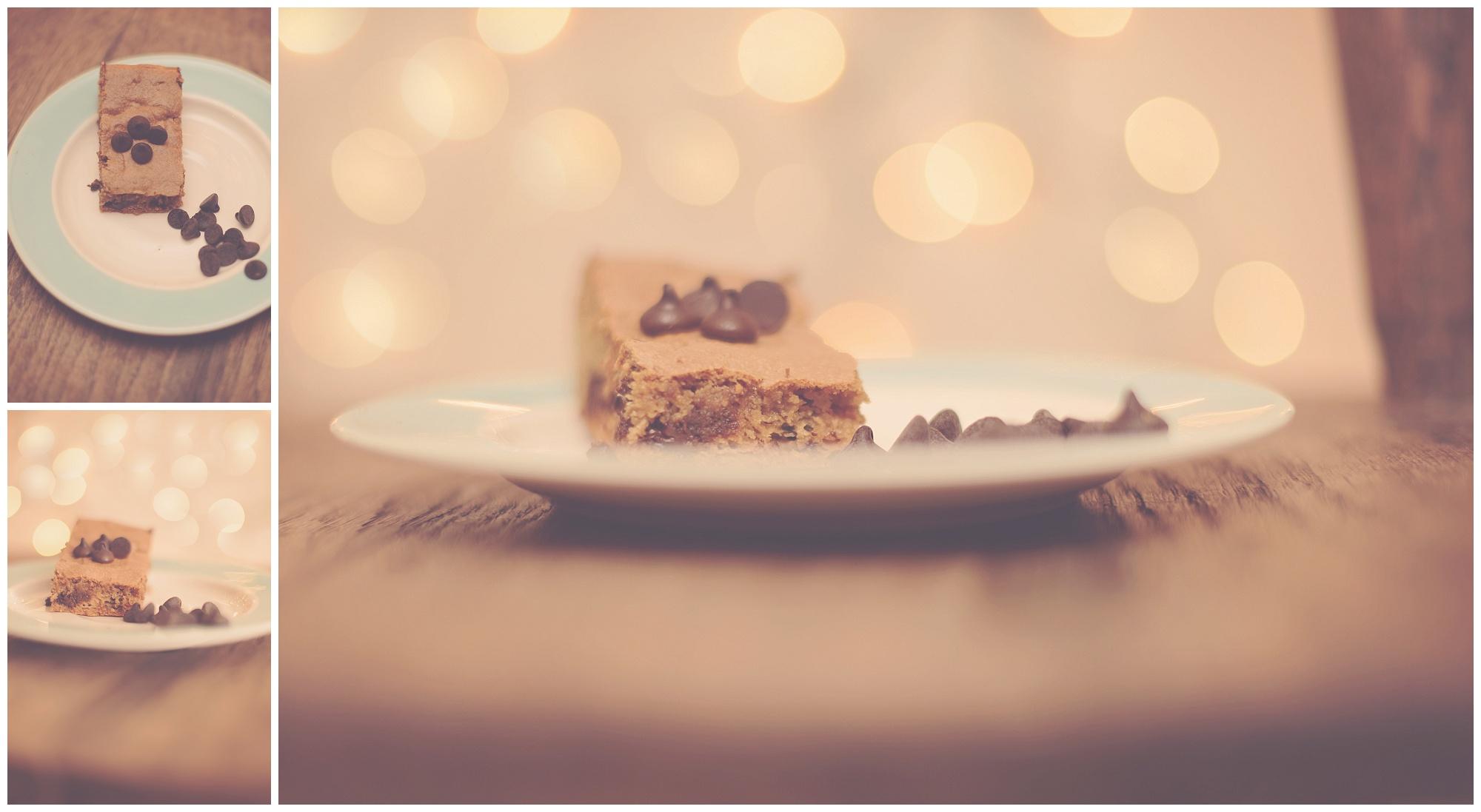 Caramel Chocolate Chip Bars by Sarah Halstead