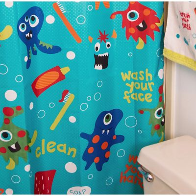 Clean Care Routine in our Monster Bathroom