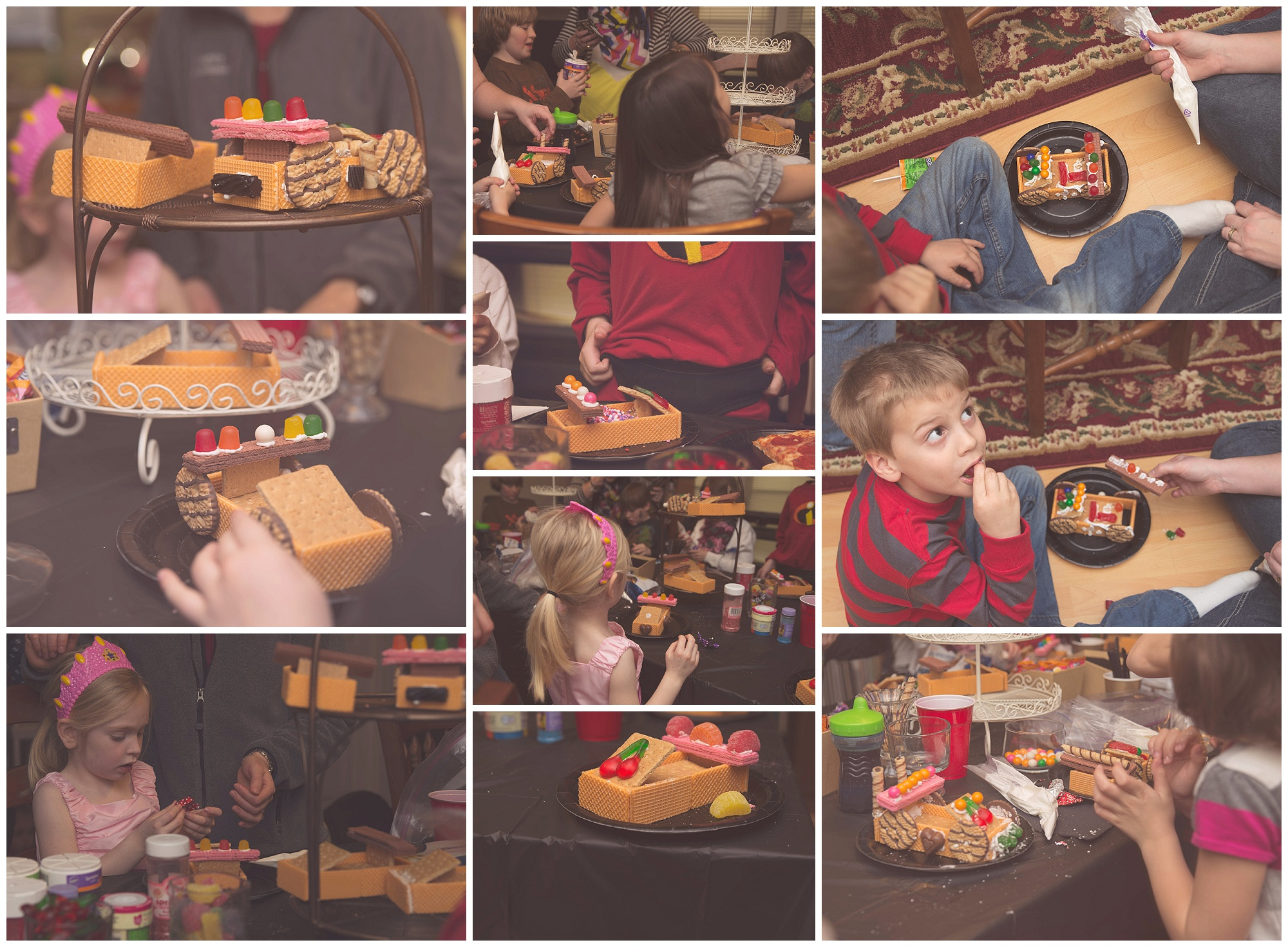 Dustyn's Disney Infinity Birthday Party