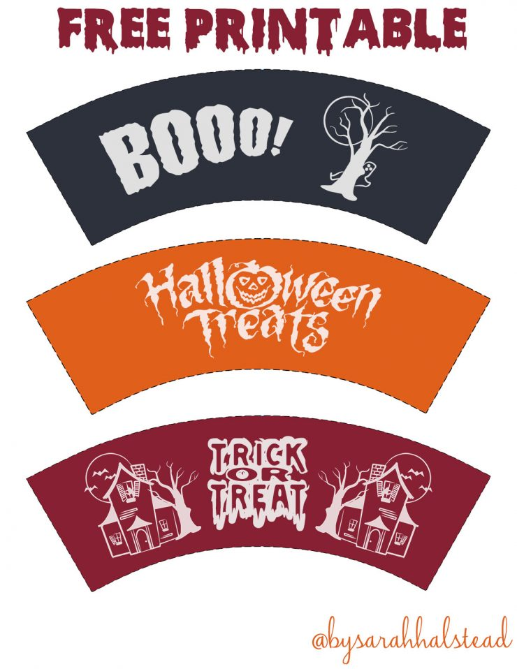 Free Halloween Pudding Cup Printable | #SnackPackMixins #CollectiveBias #shop