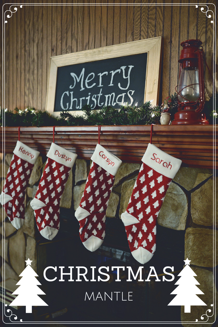 CHRISTMAS-Mantle