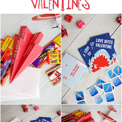 Custom Classroom Valentines from Pear Tree Greetings