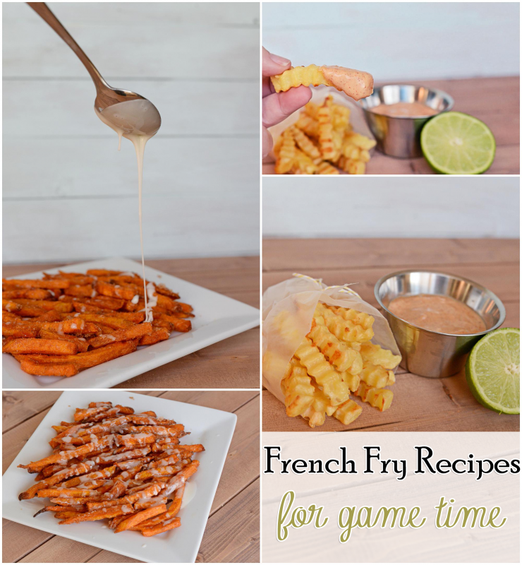 French Fry Recipes for Game Time  | #ad #CollectiveBias #GameTimeGrub