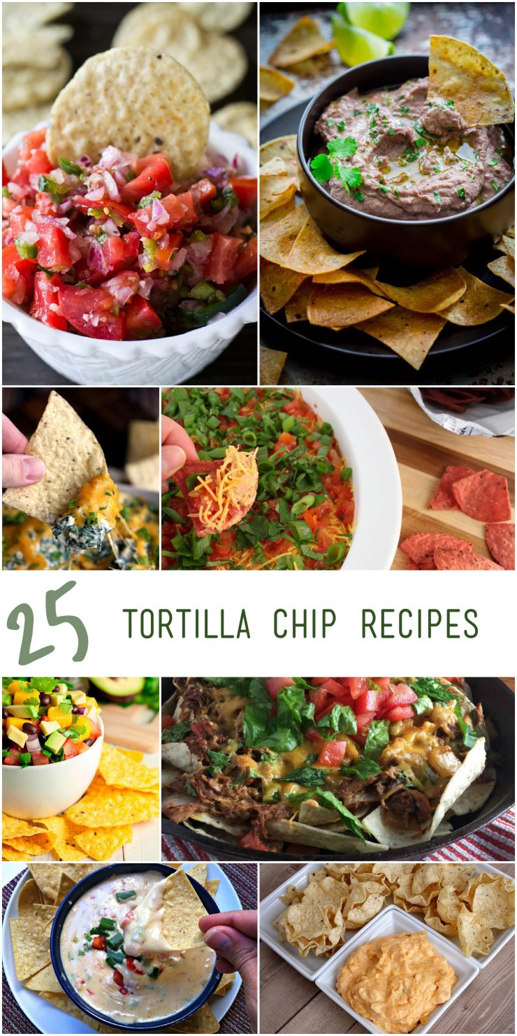 Tortilla Chip Recipes