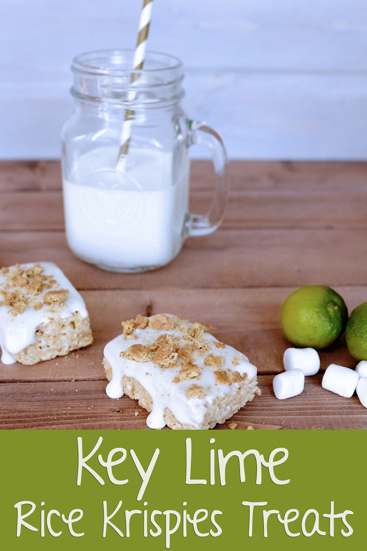 Key-Lime-Rice-Krispies-Treats