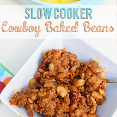 #AD Cowboy Baked Beans