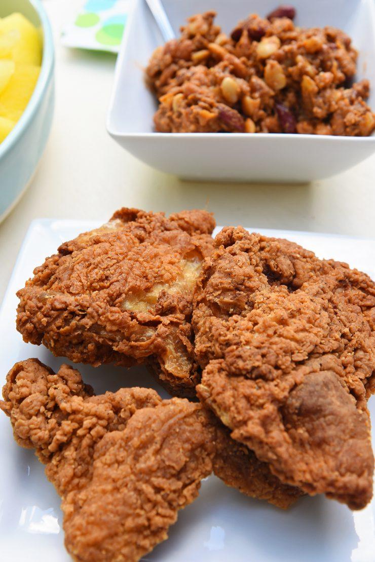 Fried Chicken | #ad #CollectiveBias #SummerYum