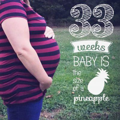 Life of Baby Halstead | Week #33 + Maternity Clothing Rental