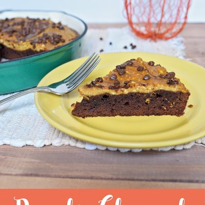Pumpkin Cheesecake Brownies + Must Watch Shows This Fall