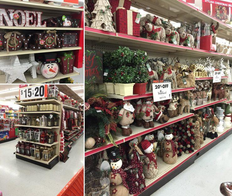 Woodland Christmas Decorations | #BigSeason #BigLots #ad #CollectiveBias