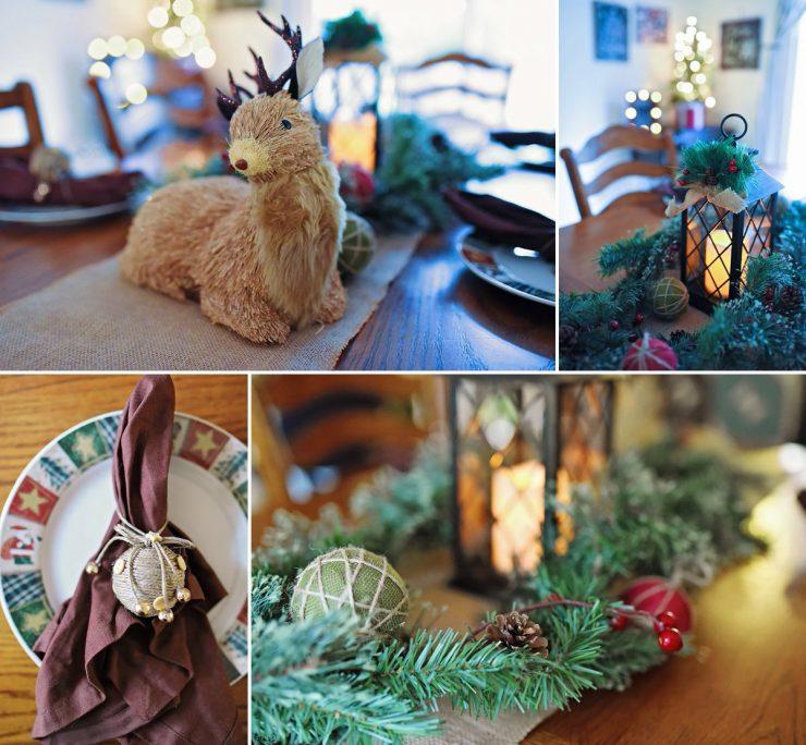 Woodland Christmas Decorations.Woodland Christmas Decorations Sarah Halstead