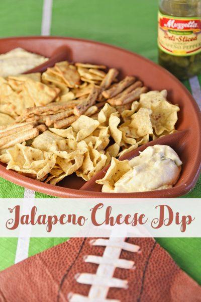 Jalapeno Cheese Dip