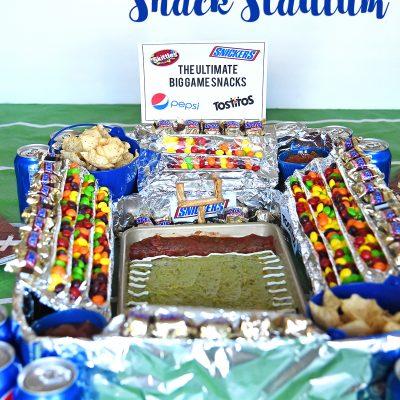 Build Your Own Snack Stadium