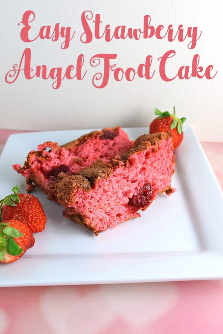 Easy-Strawberry-Angel-Food-Cake