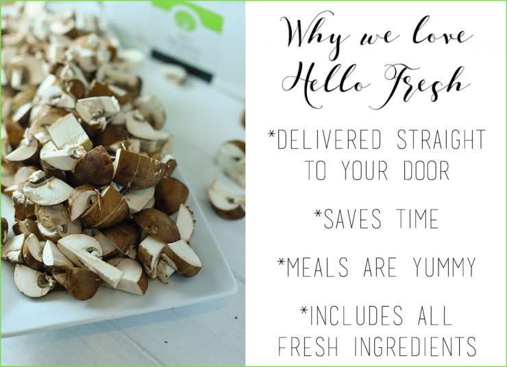 Why we love Hello Fresh