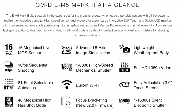 em-5-mark-ii-features