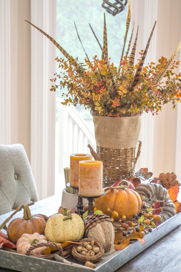 fall wedding decorations fall home decor ideas halstead 4027