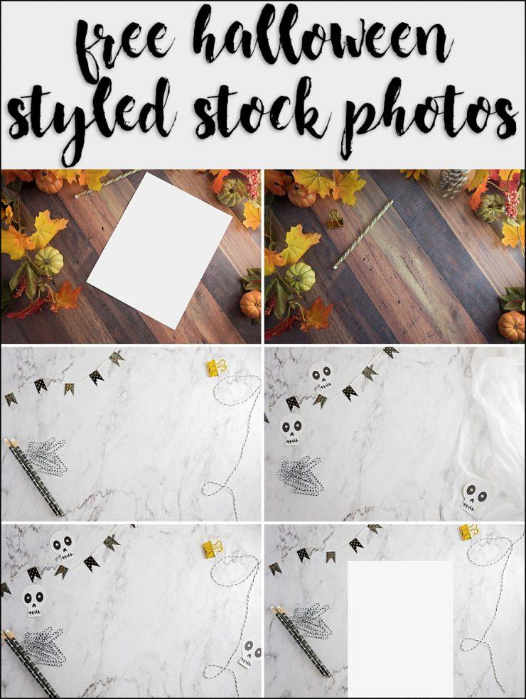 Free Halloween Styled Stock Photos
